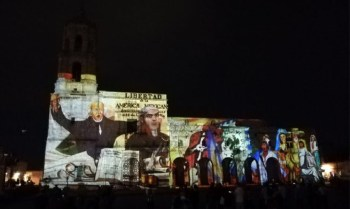 Mapping Morelia 477 aniversario