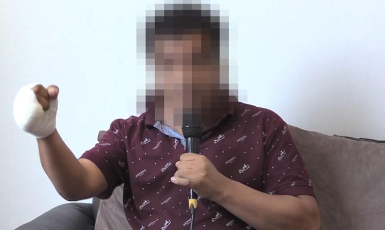 secuestrado volver a nacer Michoacán