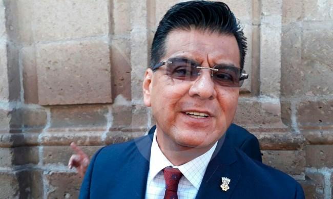 primo portero SSP Michoacán