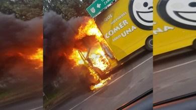 unidad Sabritas quemar Michoacán a
