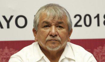 Ángel Cedillo congreso