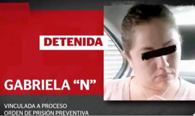 Gabriela maestra violación Kinder Ciudad de México