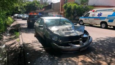 Photo of #Morelia Choque En La Subida A Santa María 2 Personas Heridas