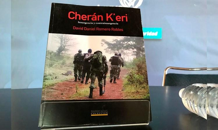 Libro Cherán Michoacán