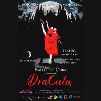 Drácula ballet Morelia