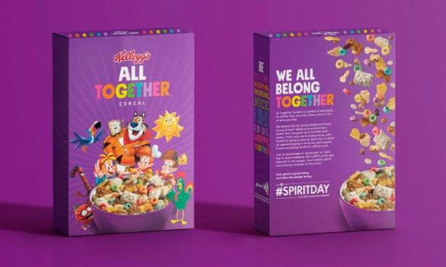 Kellogg all together LGBTI