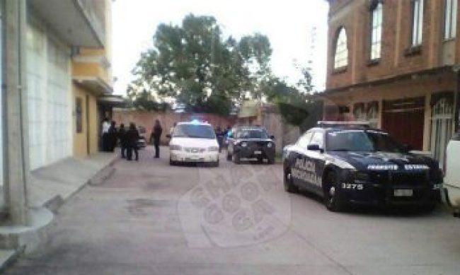 cadáver tesorero Tuxpan Michoacán