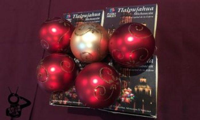 esferas Tlalpujahua Michoacán