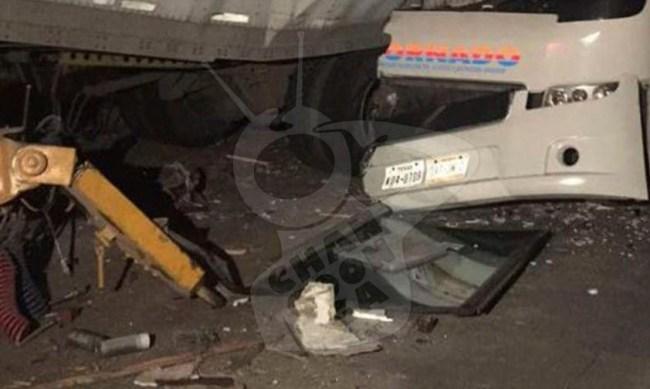muere personas choque autobús Múgica Michoacán