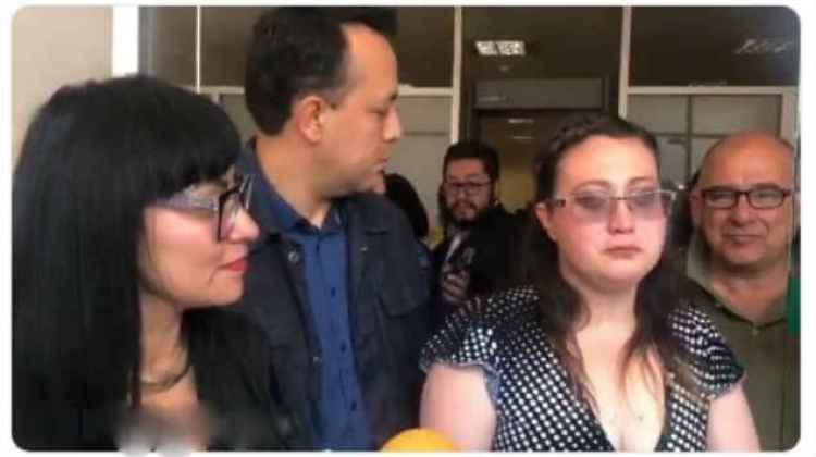 Dafne McPherson Queda en Libertad tras ser acusada de aborto