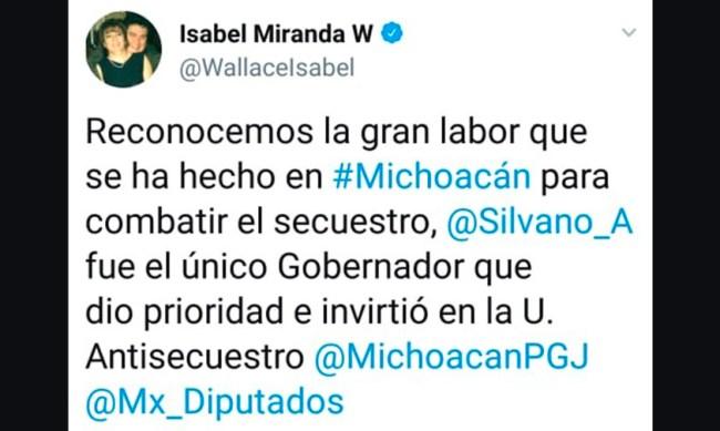 Isabel Miranda