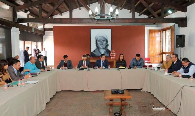 Silvano Aureoles alto impacto programas