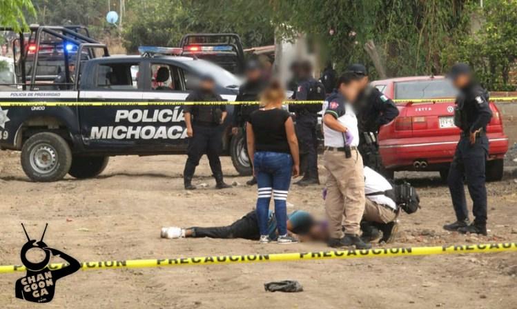 matan comerciante José Zamora