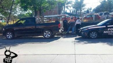 motociclista muere Uruapan Michoacán