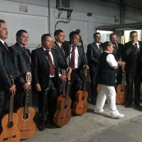 Rondalla de Saltillo hospital civil Morelia