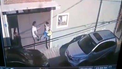 Photo of #Video Vato Golpea A Mujer Frente Elementos De SSP