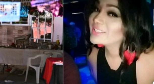 """""""La Becky"""" Era El Obejtivo De Matanza En Salón De Fiestas De Minatitlán, Veracruz"""
