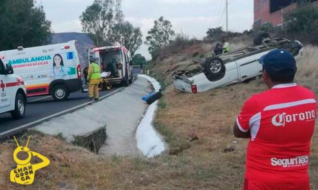 accidente-Zacapu-Michoacán