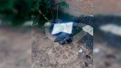 Photo of #Morelia Encuentran Tres Bolsas Con Partes Humanas Y Narcoletrero En Tenencia Morelos