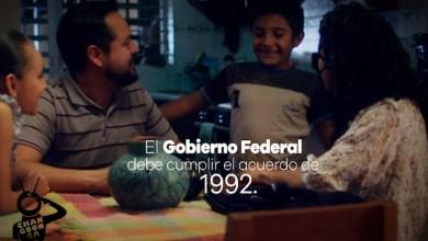 federalización-nómina-Michoacán-video