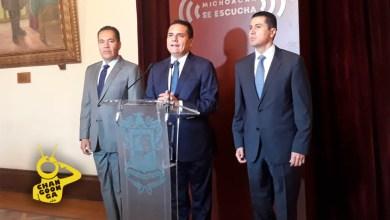 Photo of Israel Patrón Reyes Es Nombrado Secretario De Seguridad Pública De Michoacán