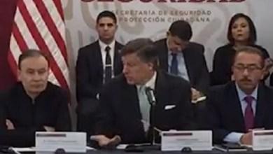 Photo of Se Viraliza Presunto 'Cagadón' En Público De Embajador De EU Al Secretario Durazo