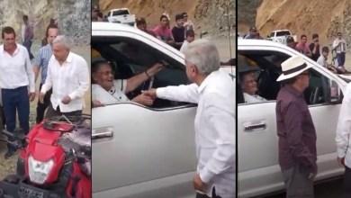 Photo of Conservadores Hicieron Un Escándalo Porque Saludé A Mamá Del Chapo: AMLO