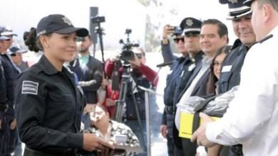 Photo of Ella Es Ariana Marín, Se Convirtió En La Primer Policía Trans De San Luis Potosí