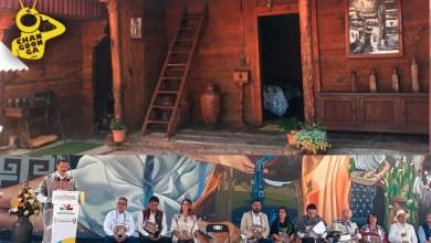 Photo of Entregan 81 Viviendas Tradicionales Purépechas Rehabilitadas En Charapan