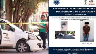 Photo of Pasa En México: Lo Detienen Tras Balear Y Matar A Secuestrador De Su Hija