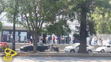Photo of Largas Filas En Bancos De Morelia Pese A Contingencia, A Un Día De La Quincena