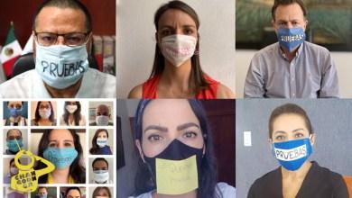 Con #QueremosPruebas, Exigen Al Gobierno Esclarecer Datos De COVID-19 En México