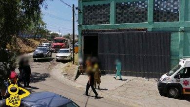 Photo of Trabajador Muere Al Caer En Contenedor De Sacos De Polipropileno En Tarímbaro