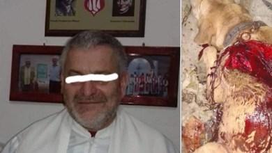 Photo of Pasa En México: Sacerdote Mata A Machetazos A Perro Por Ladrarle