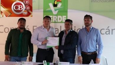 Photo of Hijo De La Dueña De CB Televisión Se 'Destapa' Para La Gubernatura De Michoacán