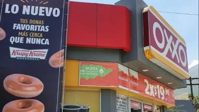 Photo of Señor, Me Has Mirado A Los Ojos: Comienza Venta de Krispy Kreme En Oxxo's
