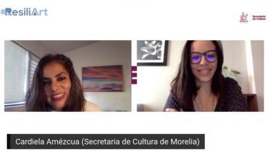 Photo of Secultura Morelia Reúne En Diálogos Virtuales, Visiones Sobre Futuros Posibles En La Cultura