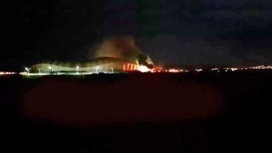 Photo of ¡Se Quema! Reportan Incendio En Estadio Del Mazatlán