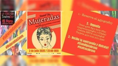 """Photo of #Morelia """"Mujeradas"""" Hoy Es Noche De Stand-Up Feminista"""