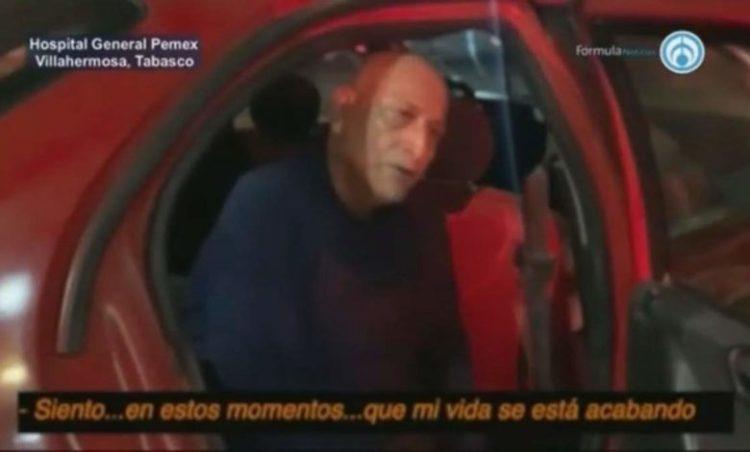 """Siento Que Mi Vida Se Está Acabando"""": José Mientras Espera ..."""