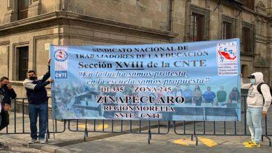 Photo of CNTE Michoacán Viaja A La CDMX Para Manifestarse