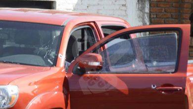 Photo of #Michoacán Acribillan A Balazos A Conductor De Una Camioneta