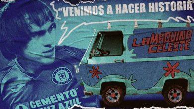 Photo of Shaggy Martínez Es El Nuevo Jugador Del Cruz Azul