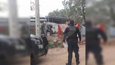 Photo of #Michoacán Hallan Mujer Colgada De Un Tejado