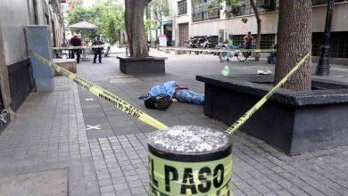 Photo of Hombre Se Atraganta De Tacos Y Muere En El Centro De La #CDMX