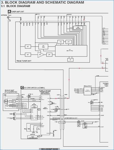 Pioneer Deh-2200ub Wiring Diagram