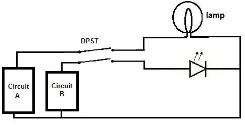 Double Switch Circuit Diagram