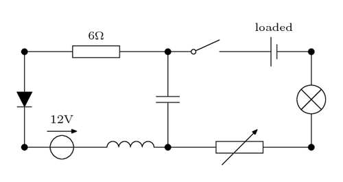 Examples Of Electrical Circuits