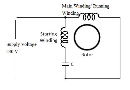 Ceiling Fan Circuit Diagram