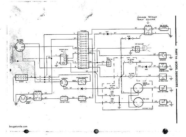 Ford 7710 Wiring Diagram